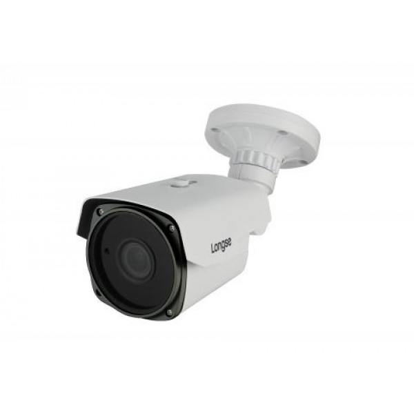 IP გარე კამერა 2MP, 1∕2.8 SONY Starvis Back-illuminated CMOS Sensor , POE 2.8-12mm Manual