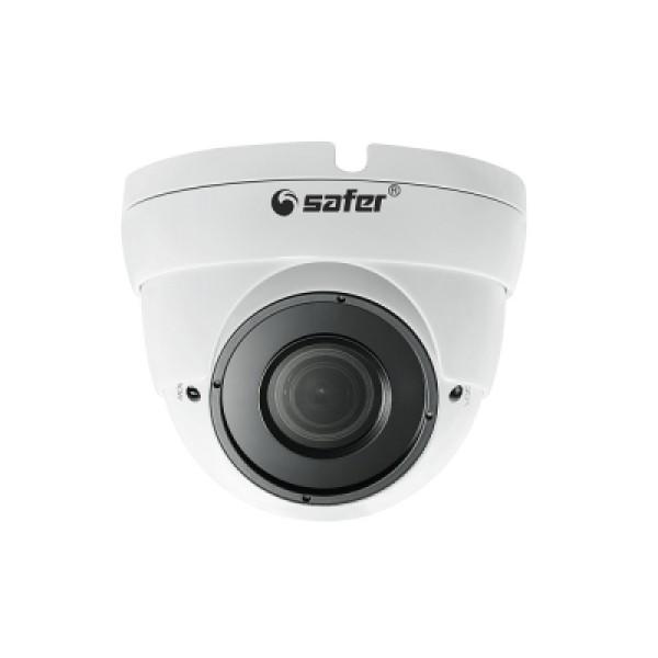 სამეთვალყურეო კამერა/SN623SIR-S6/CCTV CAMERALens : H.264 IP 1080P IR Dome Camera_3: Vari Focus 2.8-12 MM (3.6MM Optional)