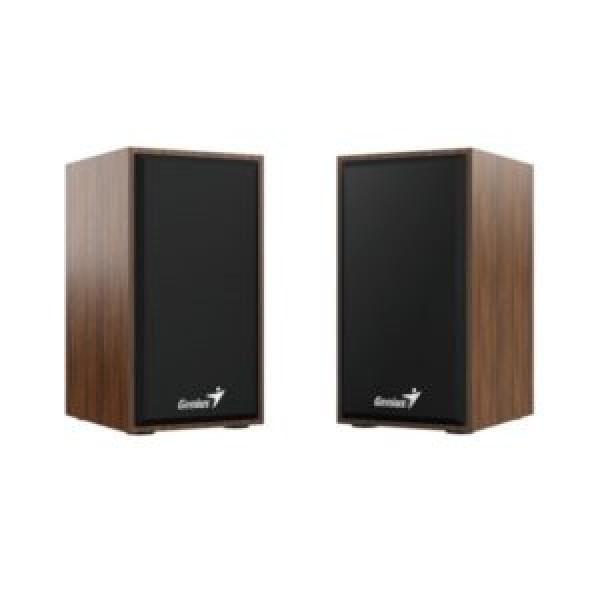 ხმამაღლამოლაპარაკე SP-HF180, Genius Stereo USB Powered Speakers Wood