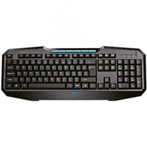 (გაყიდვაში არ არის)AULA Adjudication expert gaming keyboard