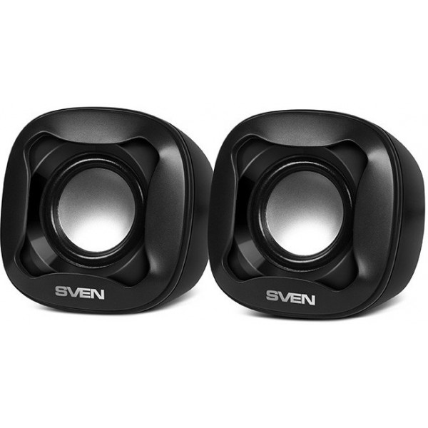 Speakers SVEN 170, black (USB)