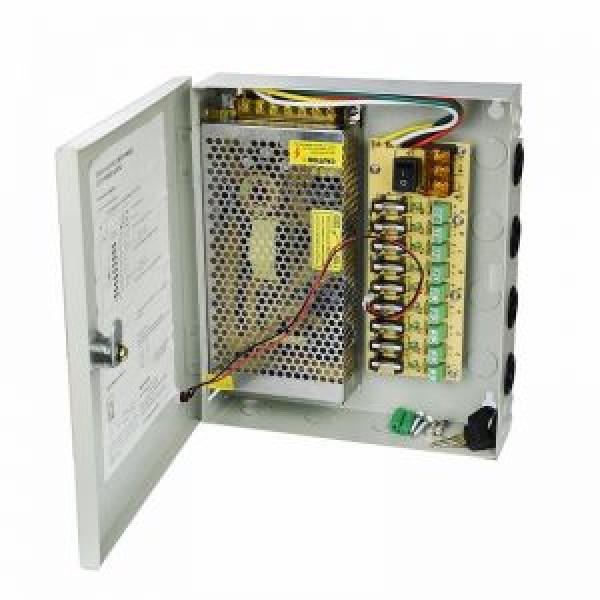 კვების ბლოკი, CK-MPS12V5A, Centralized Power Supply Box 12V5A (Five Electric Outputs)