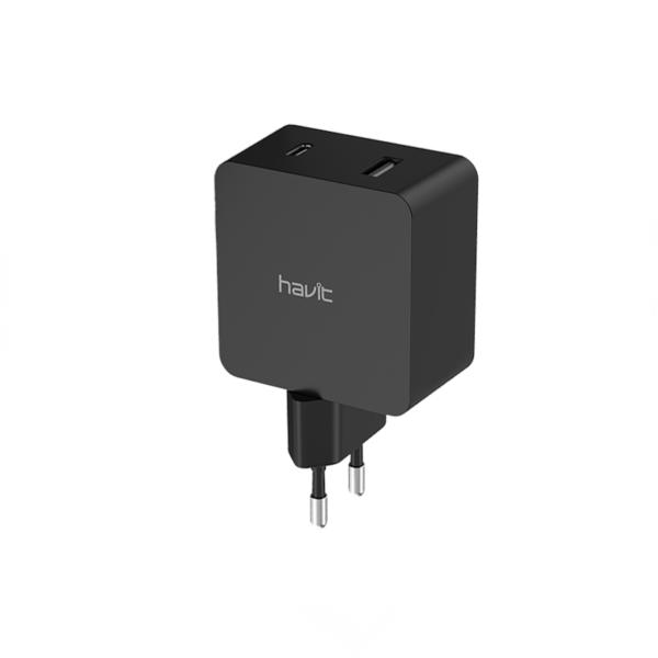 6939119029821 , HV-UC1003 HAVIT USB დამტენი