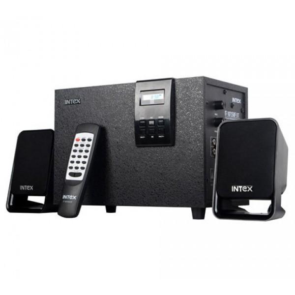 SPEAKER - INTEX 2.1 CH 1875 Subwoofer USB/SD/FM - IT-1875SUF BT