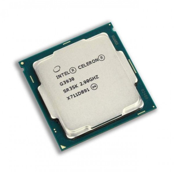 Intel Celeron G3930 BX80677G3930