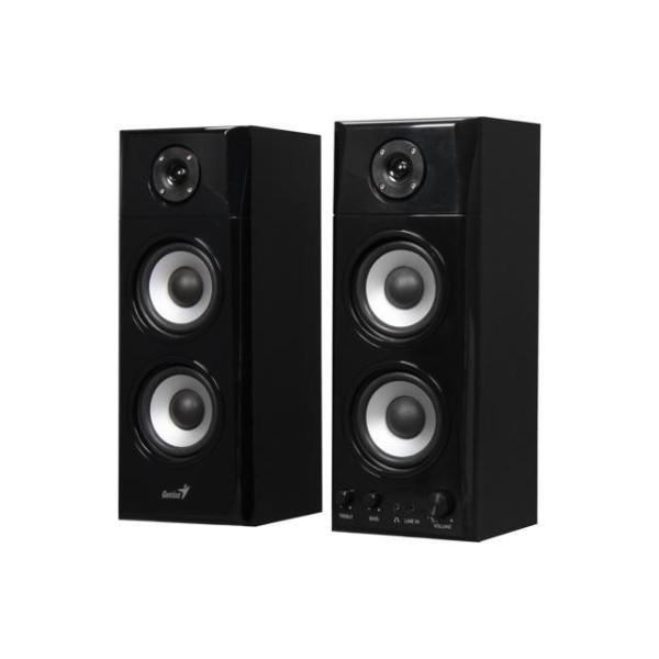 ხმამაღლა მოლაპარაკე SP-HF1800A Genius Black Speaker, 50W