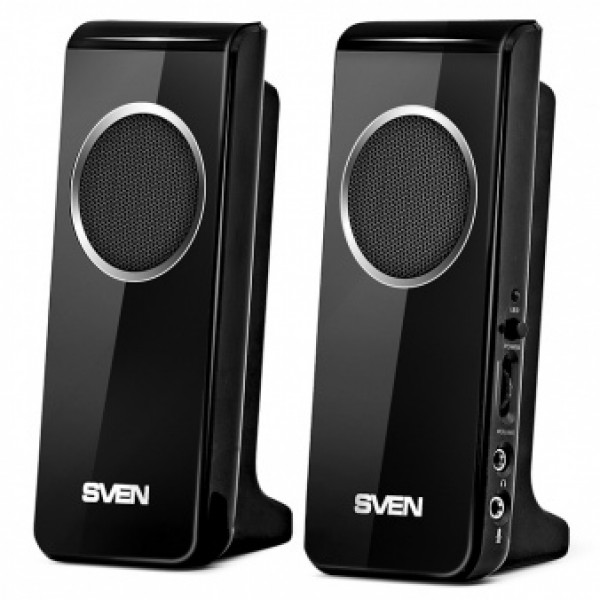 Speakers SVEN 314, black (USB)