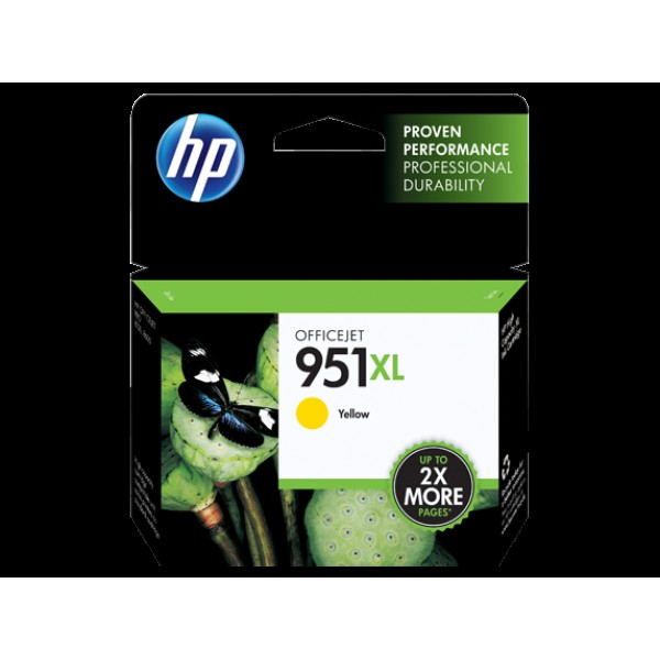 კარტრიჯი CN048AE, HP-951XL Yellow Officejet Print Cartridge