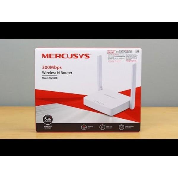 როუტერი, რადიო ქსელი MW301R MERCUSYS,300Mbps Wireless N Router
