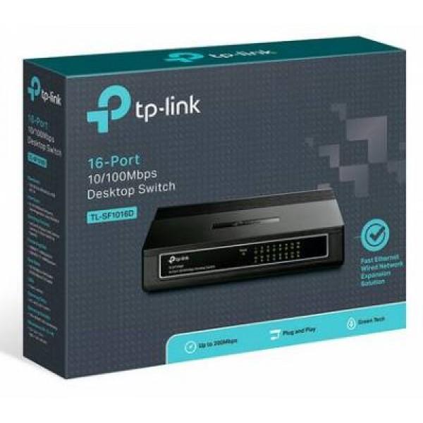 ქსელის გამანაწილებელი  TL-SF1016D TP-Link