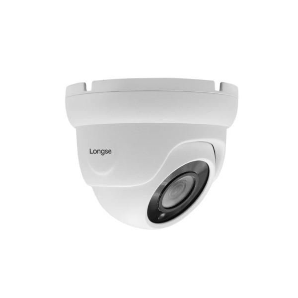 კამერა LIRDBAFE200 2MP Outdoor Fixed Dome IP IR 20m Board Lens 2.8mm F2.0 14u×18 With