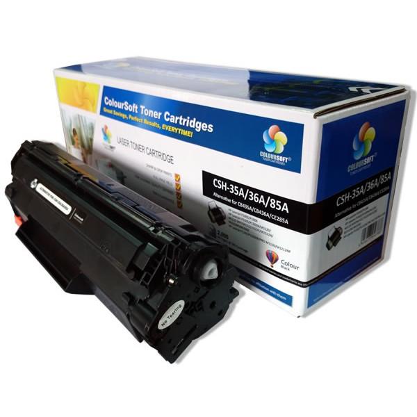 ლაზერული კარტრიჯი HP CB435A/CB436A/CE285A/CE278A BK 2000pg