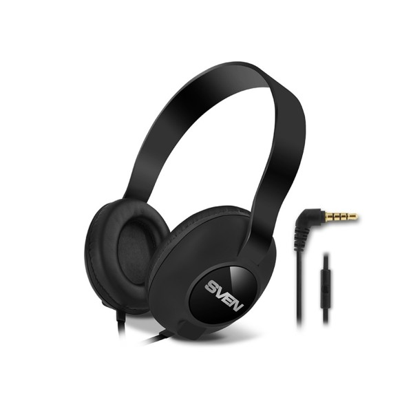 AP-320M, SVEN Microphone on cable 1.2m  black