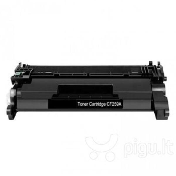 ლაზერული კარტრიჯი HP CF259A/CAN057 ჩიპის გარეშე  3000ც